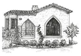 house drawings house drawing custom ink sketch portrait of your home pen