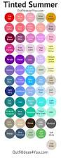 25 cute summer color palettes ideas on pinterest colour of