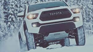 toyota tacoma jacked up how is the 2017 toyota tacoma trd pro different get the specs