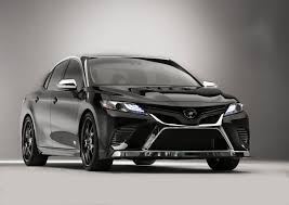 toyota camry 2018 toyota camry rowdy edition ii top speed
