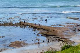 how the tides affect breaking waves saltwater science learn