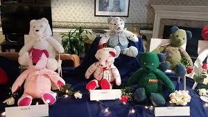 remembrance teddy bears heartland hospice s memory program balance