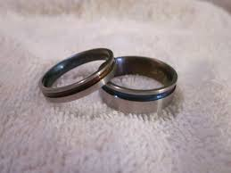 matching rings do you think matching wedding rings look silly i don t weddingbee