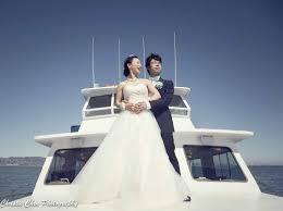 cruise wedding berkeley cruise wedding sisi zhifeng berkeley wedding