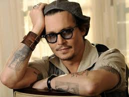johnny depp heard call for u0027amber forever u0027 tattoo next guardian
