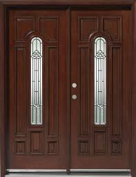 Wood Exterior Front Doors by Low Cost Solid Wood Exterior Front Doors Wood Double Doors Adam