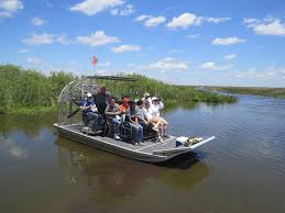 fan boat tours miami everglades airboat tour reviews airboat in everglades