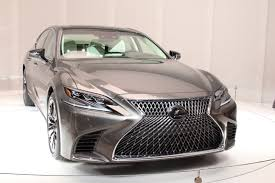 lexus sedan 2018 2018 lexus ls 1 u2013 limited slip blog