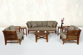Wooden Frame Sofa Set Wooden Sofa Set Designs Catalogue Okaycreations Net