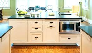 kitchen island with microwave microwave in island kitchen island with microwave and kitchen