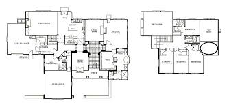 luxury home floor plans rivasco at ruby hills floor plans pleasanton ca
