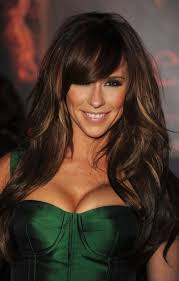 gorgeous hair i love the pretty brown color with absolutely gorgeous hair color on jennifer love hewitt dark brown