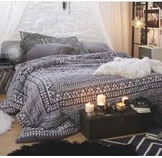 magical thinking printed woodblock comforter urban outfitters