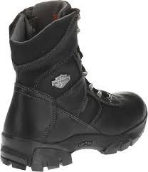 mens waterproof motorcycle riding boots harley davidson men u0027s felix waterproof 6 5 inch lace up