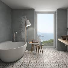 patterned tile bathroom bathroom modern patterned floor tiles bathroom 0 delightful