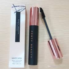 cosmetic classes 2018 new makeup fenty beauty rihanna mascara waterproof elongation