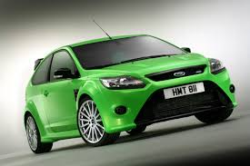 new ford focus rs u2013 in detail