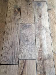 Rustic Oak Laminate Flooring Lugano Brushed Oak 18 5mm X 125mm Rustic Engineered Wood Flooring