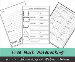 notebooking pages homeschool helper online