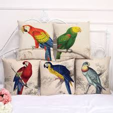 compare prices on parrot cushions online shopping buy low price