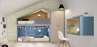 cabane enfant chambre lits superposés cottage nordico chambre enfant lagrama so nuit