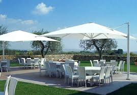 Side Patio Umbrella Patio Ideas Side Arm Patio Umbrellas Have To Have It Pagoda 85