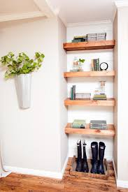 shelves fabulous kitchens with floating shelves simple white