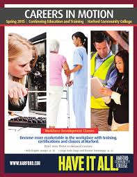 careers in motion spring 2015 by harford community college issuu