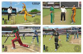cricket worldcup fever 12 best hd android 3d game free download