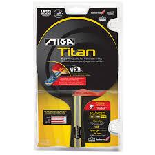 stiga titan table tennis racket stiga titan table tennis racket stiga ping pong paddle