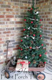 Outdoor Christmas Trees by 253 Best Outdoor Christmas Decorations Images On Pinterest