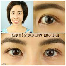 light blue cosplay contacts colored contacts first impressions air optix freshlooks acuvue