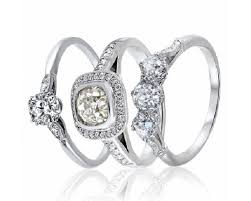 Vintage Wedding Ring Sets by U0027s Wedding Rings Gold With Diamonds Antique And Vintage