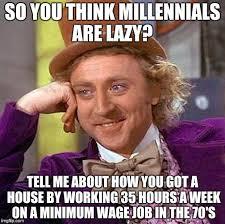 Baby Boomer Meme - i am a millennial raised by baby boomers racha ghamlouch medium