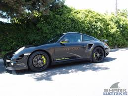 porsche 911 turbo s 918 spyder edition 2012 997 turbo s 918 spyder edition with shark werks exhaust