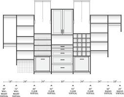 Master Bedroom Closet Size Cool Closet Measurements Depth Roselawnlutheran