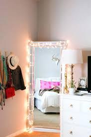 miroir de chambre sur pied miroire chambre miroir miroir autoportant en pied blanc design