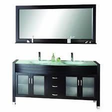 Bathroom Vanity Shelf by Discobath Virtu Usa Md 499 G Es Ava 63 Inch Double Sink Bathroom