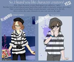 Creator Memes - character creator meme emilia by jadgirl666 on deviantart