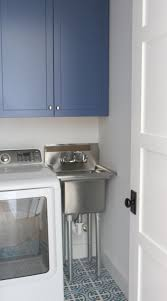 Laundry Room Cabinet With Sink Magnificent Laundry Room Sinks Furniture Optronk Home Designs