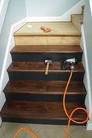 Staircase Renovation Ideas Best 25 Stair Nosing Ideas On Pinterest Wood And Carpet Stairs