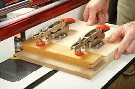How To Use Table Saw How To Use Toggle Clamps Jigs Hold Down Woodworking