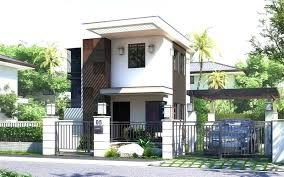 Two Storied House Design Image Of Modern 2 Storey House Designs Idea