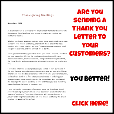 Thank You Letter Sles After direct sales consultants did you say thank you direct sales