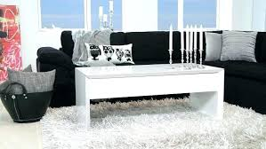 White Tables For Living Room White Side Table For Living Room Team300 Club