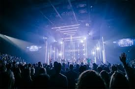 Church Lights Elevation Church Ballantyne 2017 Excellence Awards Live Design