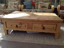 wooden coffee tables for sale rustic coffee table ebay