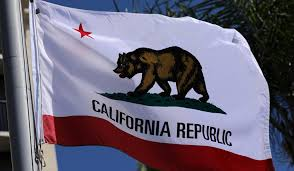 Ca State Flag California Poverty Capital Of America National Review
