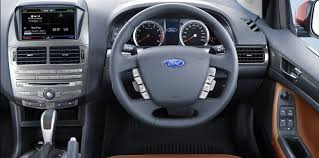 Ford Falcon Xr6 Interior 2015 Ford Falcon And Territory Production Gets Underway New