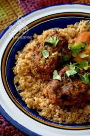 recette cuisine couscous tunisien couscous aux boulettes d aneth chebtiya